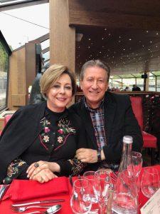 Pra. Ana Maria e seu marido Fernando casados há 42 anos